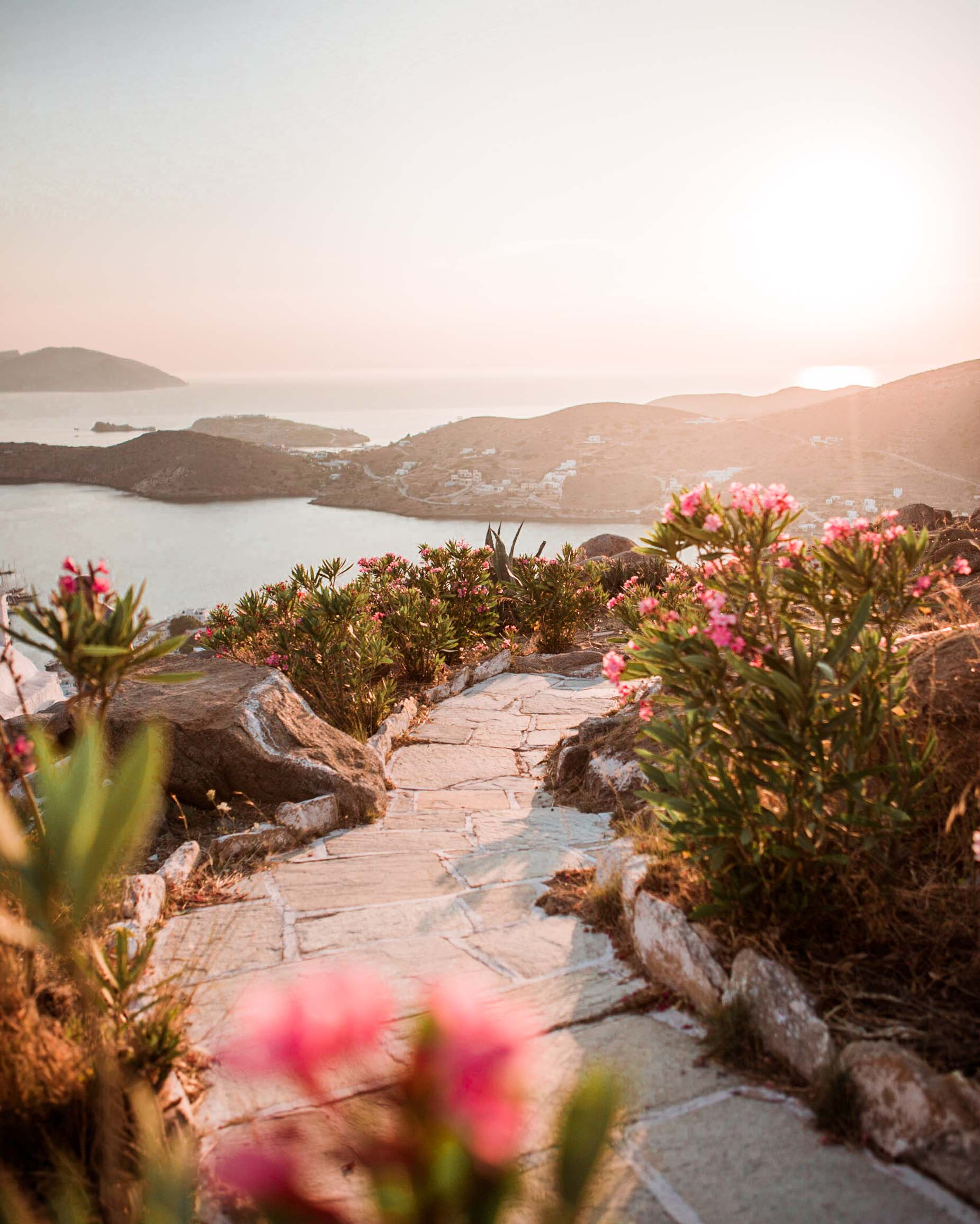 One of the best greek islands to visit - Ios via @haylsa