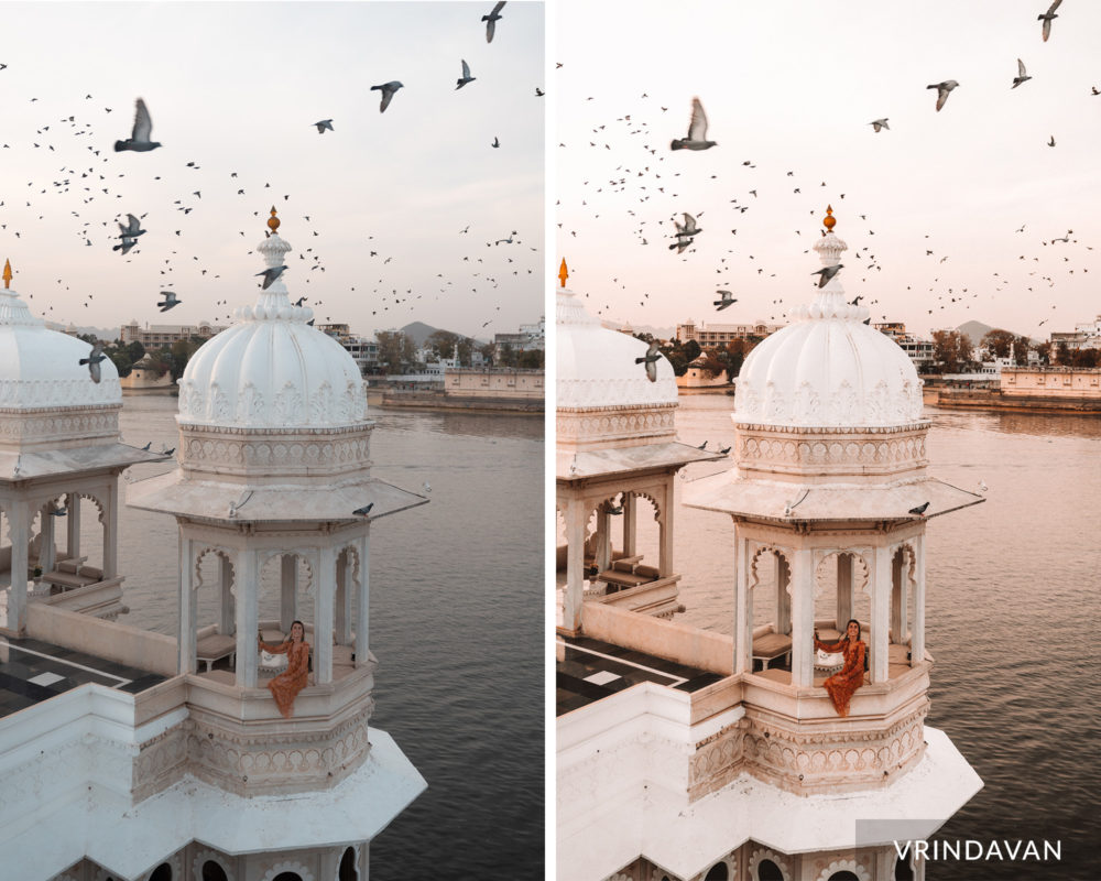 VRINDAVAN - Find Us Lost India Lightroom Desktop Preset Collection