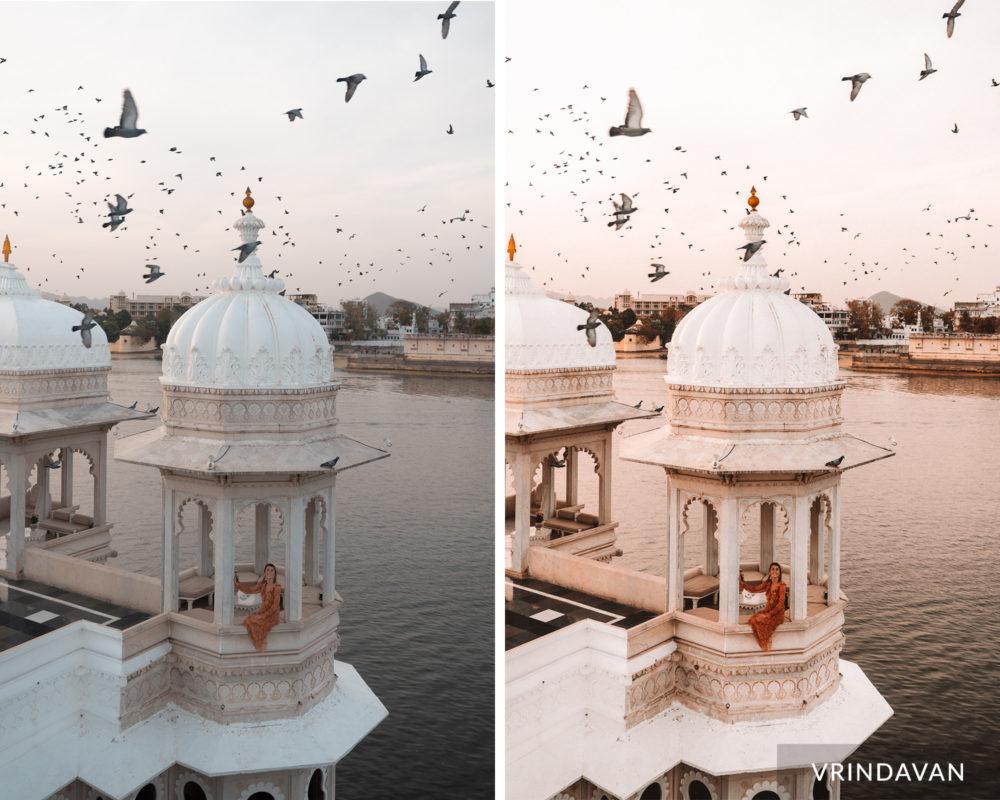 VRINDAVAN - Find Us Lost India Lightroom Desktop Preset Collection