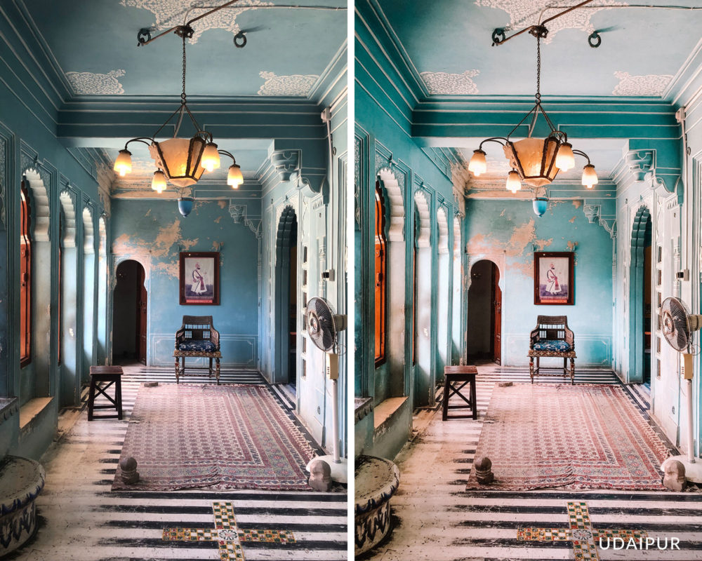 UDAIPUR - Find Us Lost India Lightroom Mobile Preset Collection