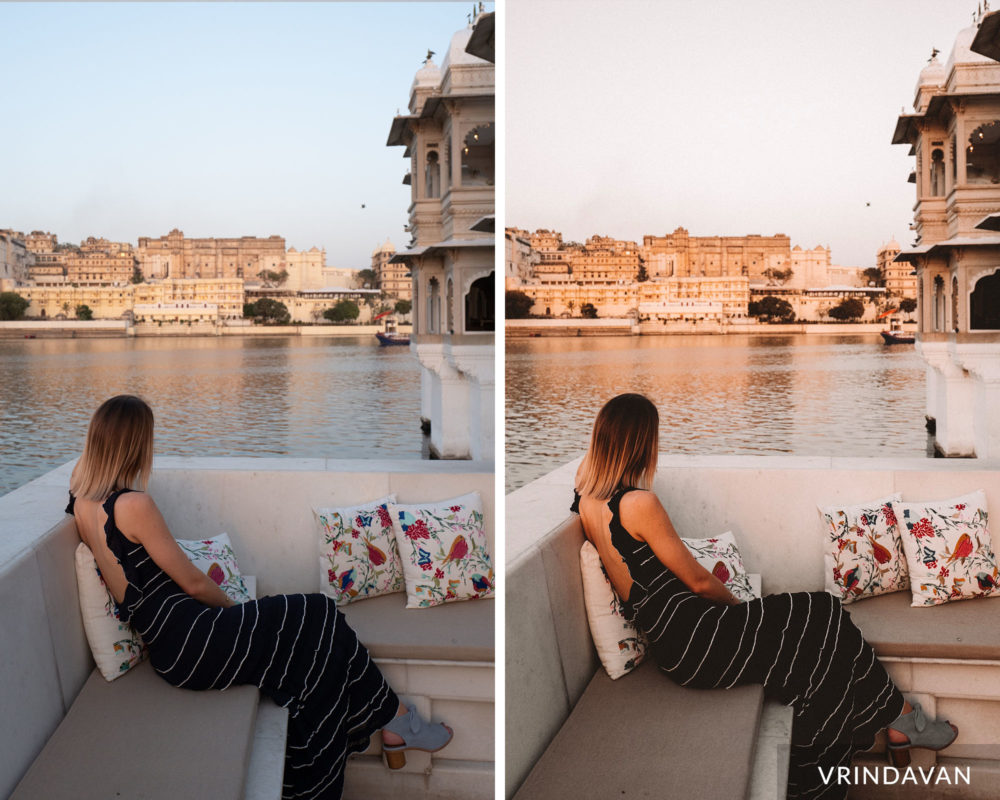 VRINDAVAN - Find Us Lost India Lightroom Mobile Preset Collection