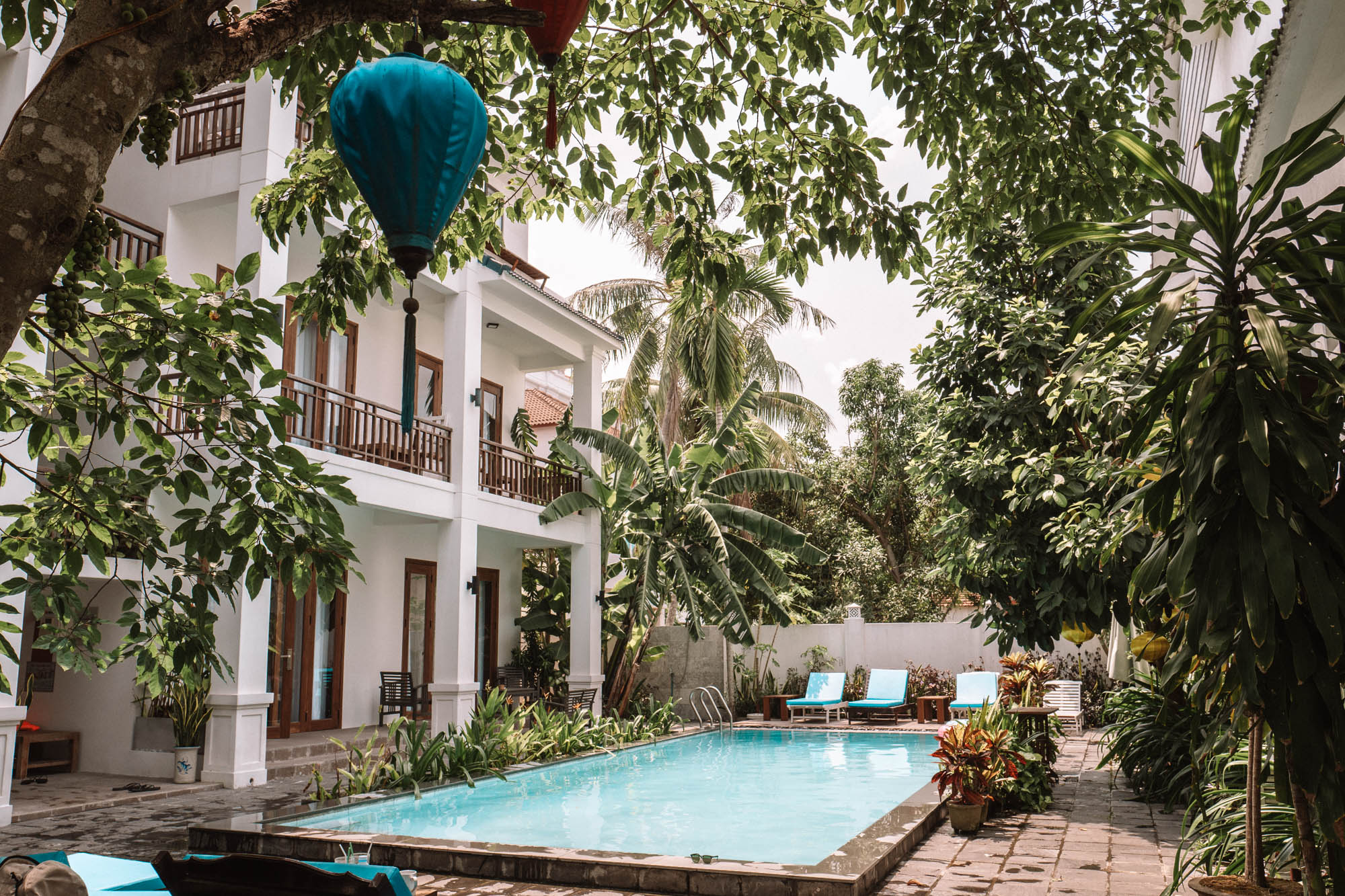 Fig Tree Boutique Villa in hoi an Vietnam
