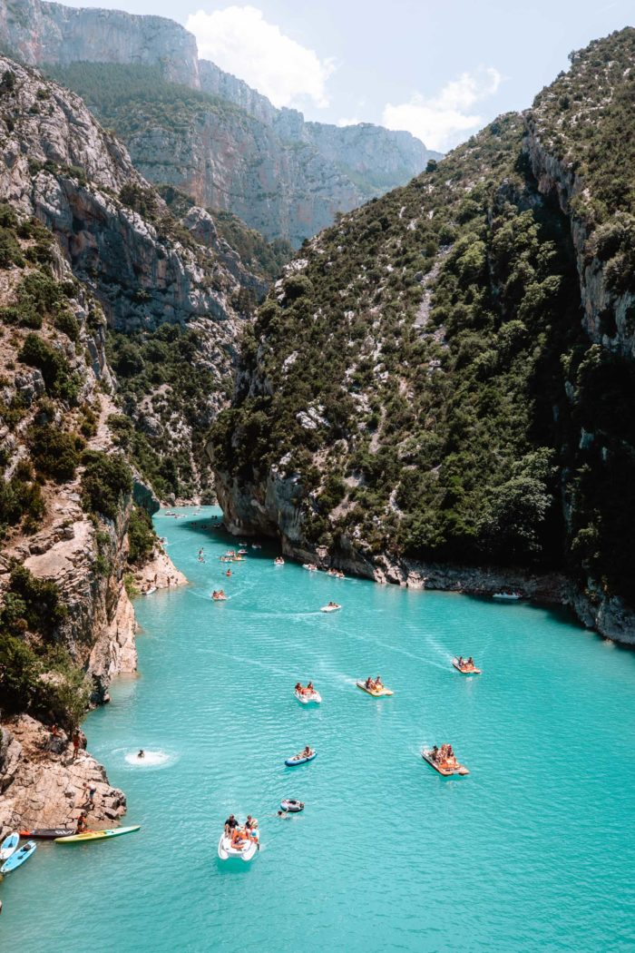 A Guide to Visiting the Gorges du Verdon in France