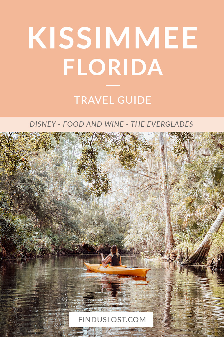 Kissimmee Florida Guide to Food, Wine, Epcot at Disney and the Everglades - Find Us Lost