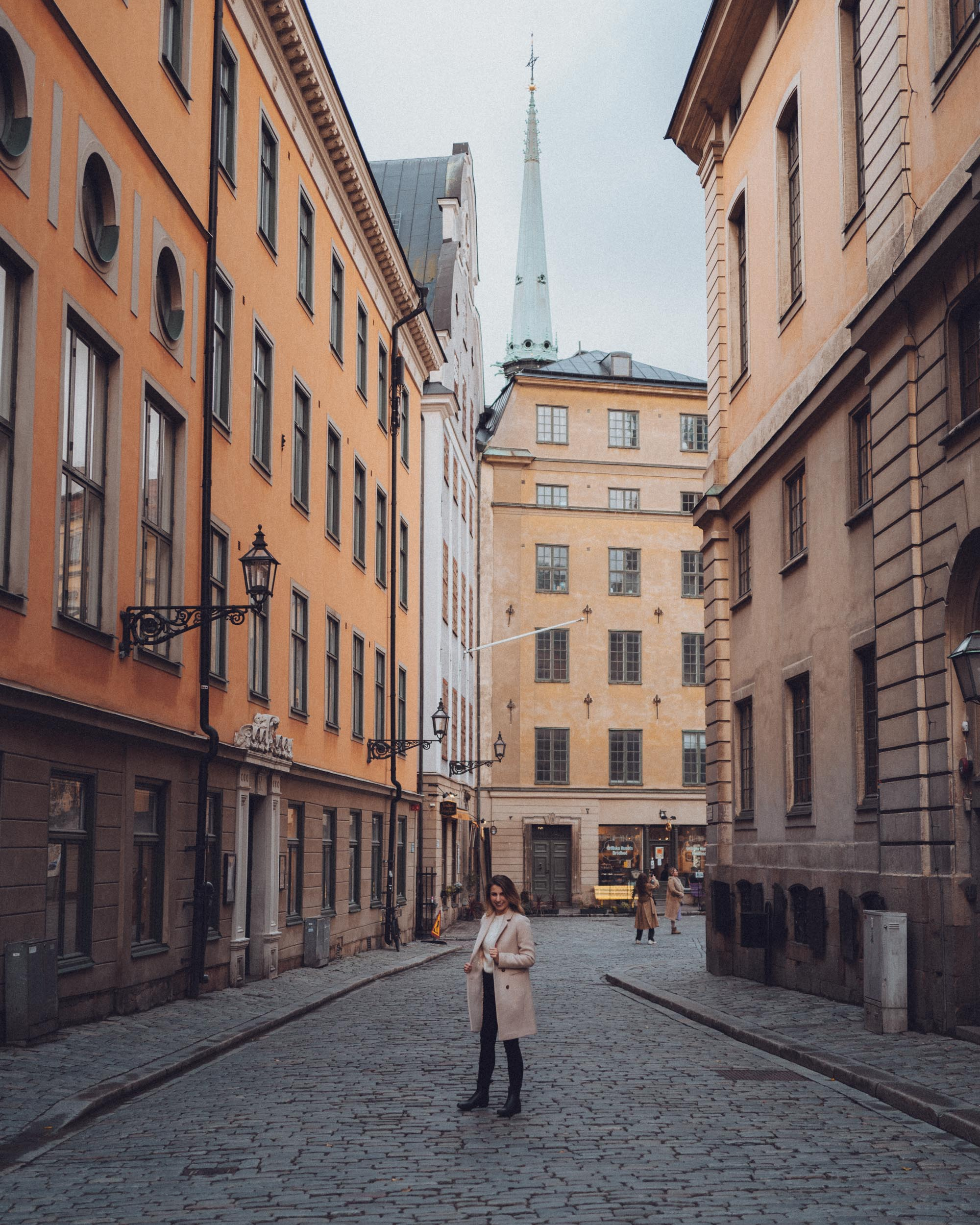 Old town Gamla Stan in Stockholm, Sweden - A Small Luxury Hotel
