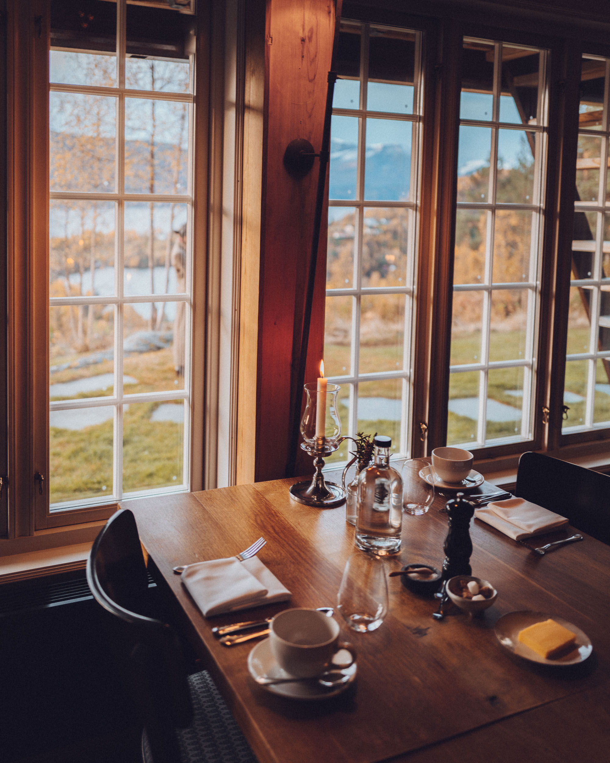 Storfjord Hotel in Alesund Norway - A Small Luxury Hotels Property