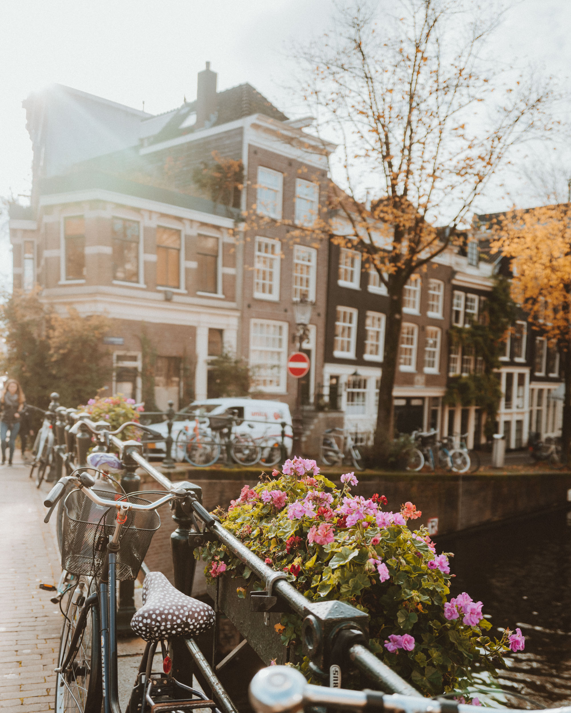 Amsterdam canals via @finduslost