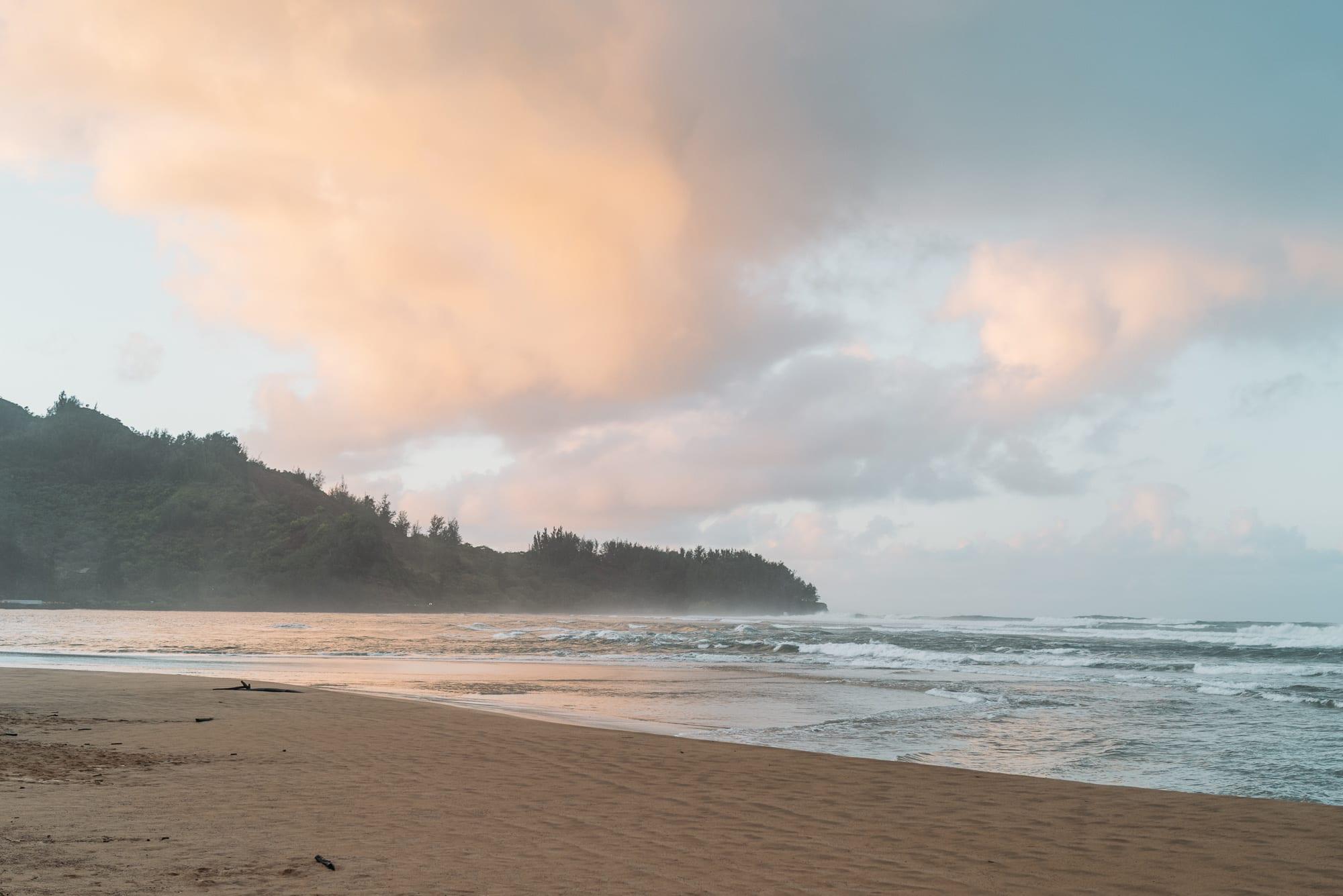 Pastels in Kauai via Find Us Lost