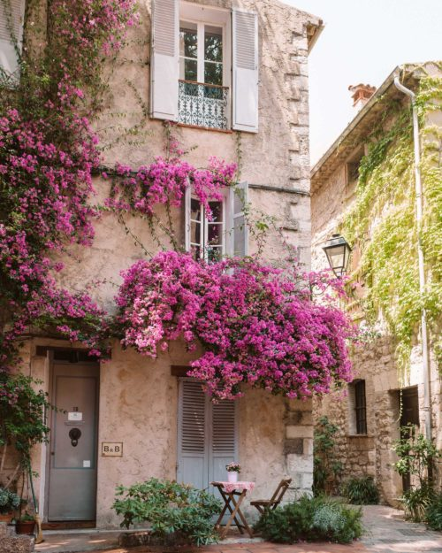 Antibes bed and breakfast in France during a French Riviera road trip via Find Us Lost