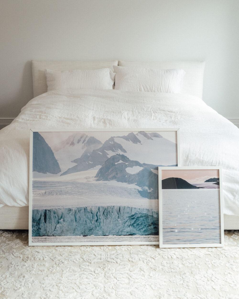 Arctic Prints Svalbard Norway Find Us Lost Print Shop