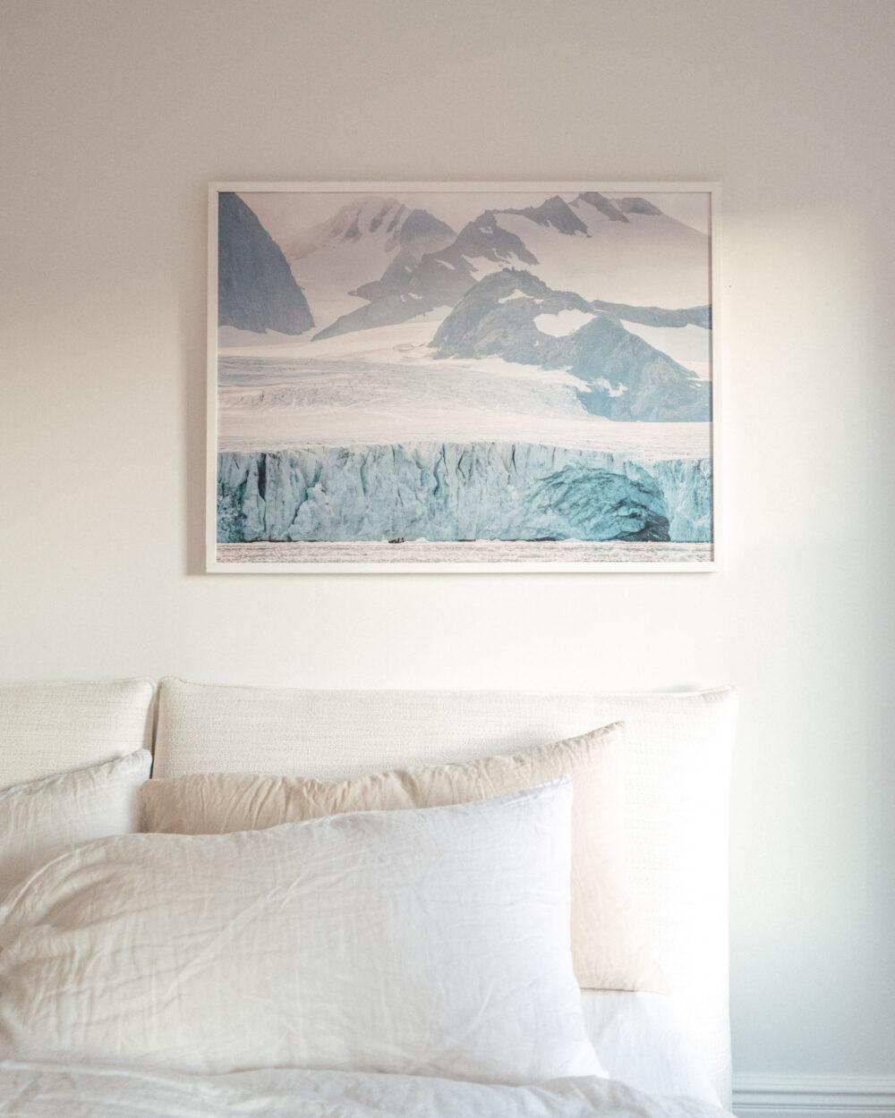 Svalbard Glacial Landscapes Find Us Lost Prints