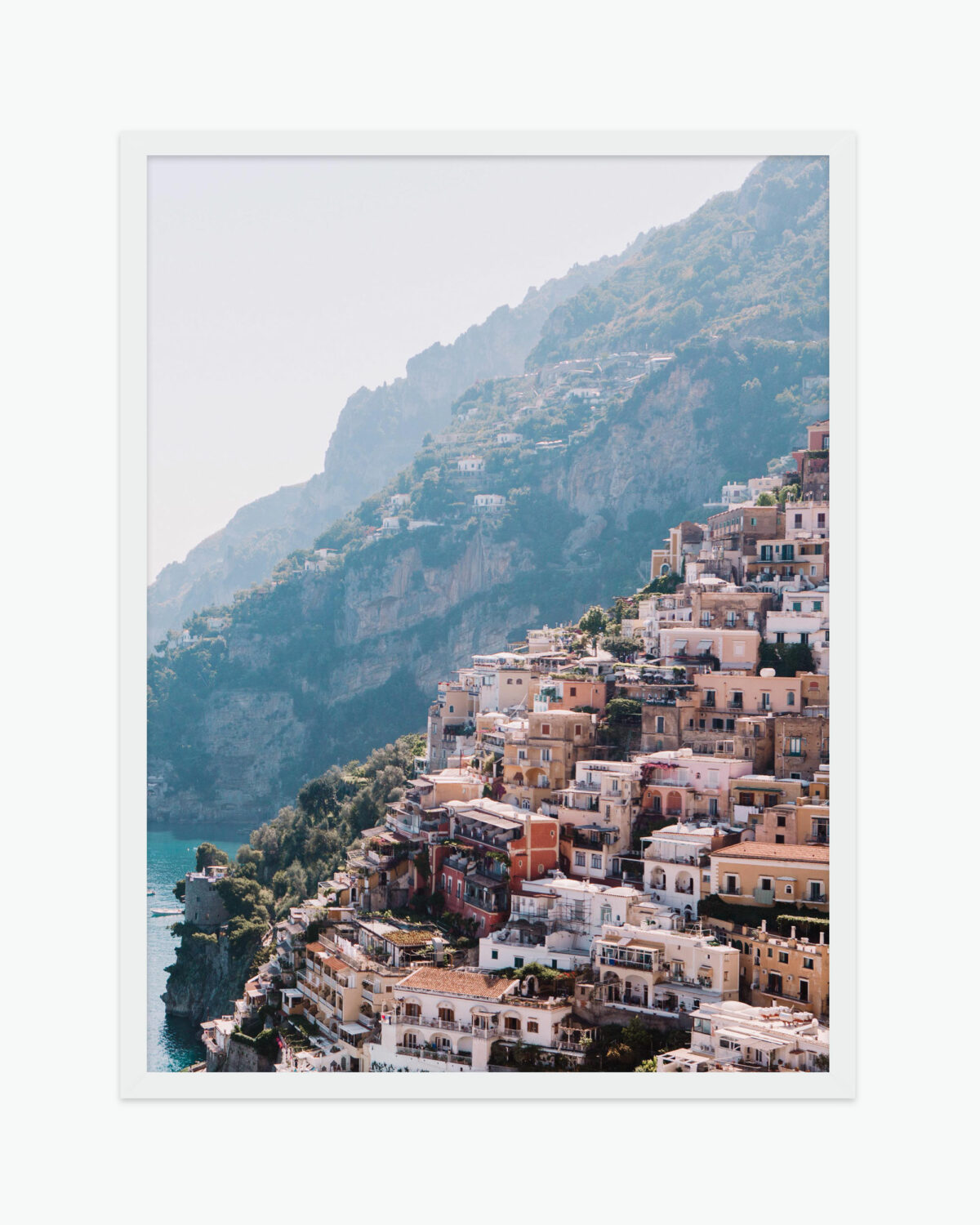 Positano Italy Find Us Lost Prints