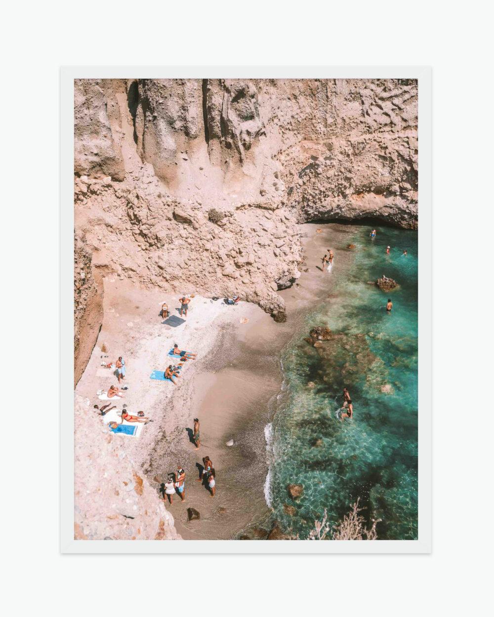 Tsigrado Milos Greece Find Us Lost Prints