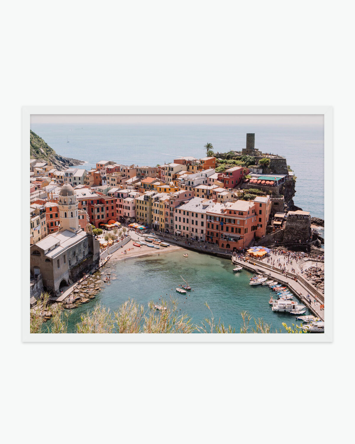 Vernazza Italy Print Find Us Lost Prints