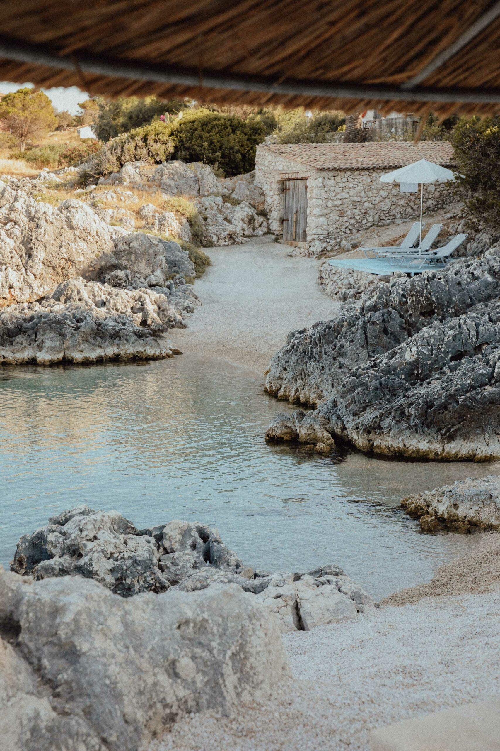 Nobelos seaside lodge in Agios Nikolaos Zakynthos Greece